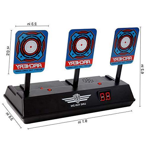 MASCARRY Reset Shooting Digital for Pcs Darts 2 Hand