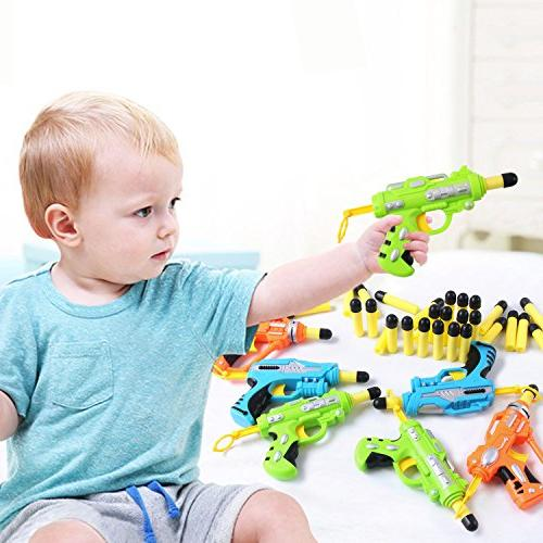 Liberty Dart Blasters Party Favors