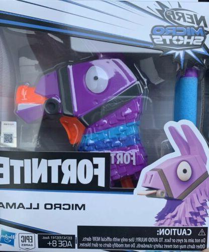 mini toy gun fortnite micro llama elite