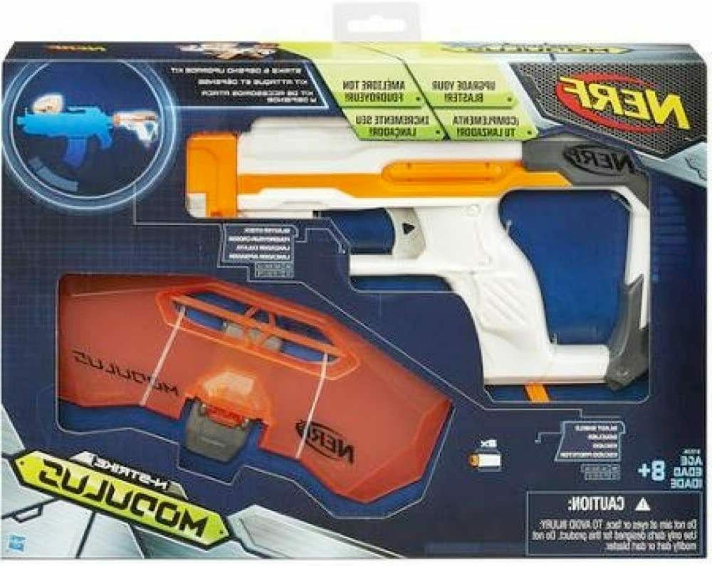 modulus strike and defend upgrade kit