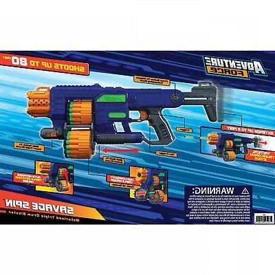 Motorized Blaster Gun Boys 45 Nerf Guns