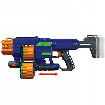 Motorized Blaster Foam Dart Guns