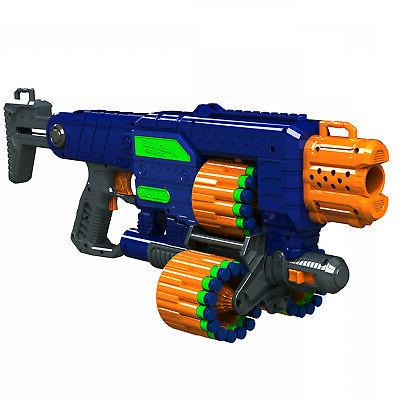 Motorized Blaster Dart Gun 45 Darts Guns