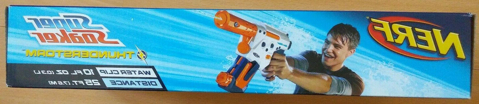 nerf water pellet mini gun nib