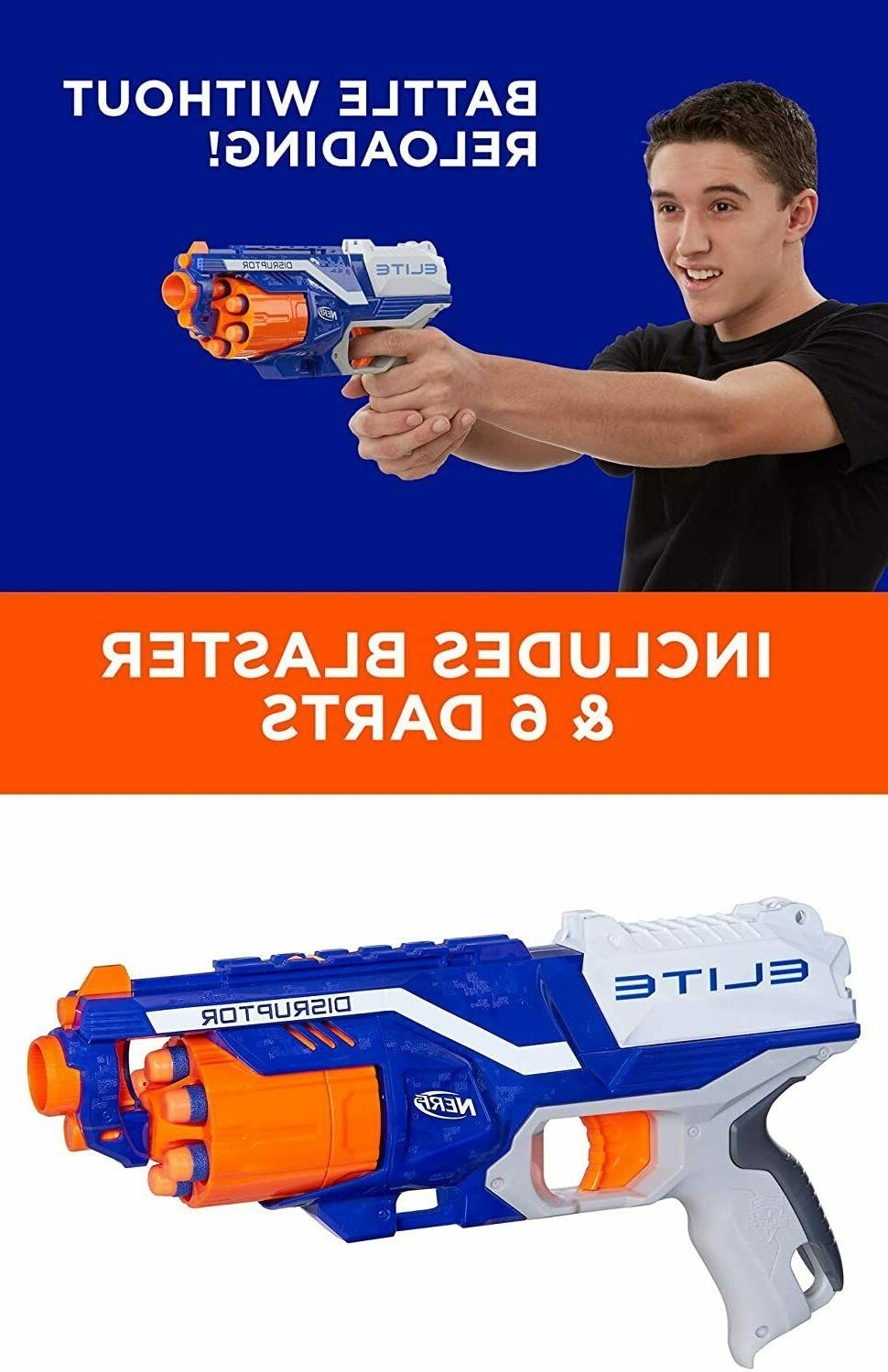 Nerf Gun Elite darts Long Gift Kids
