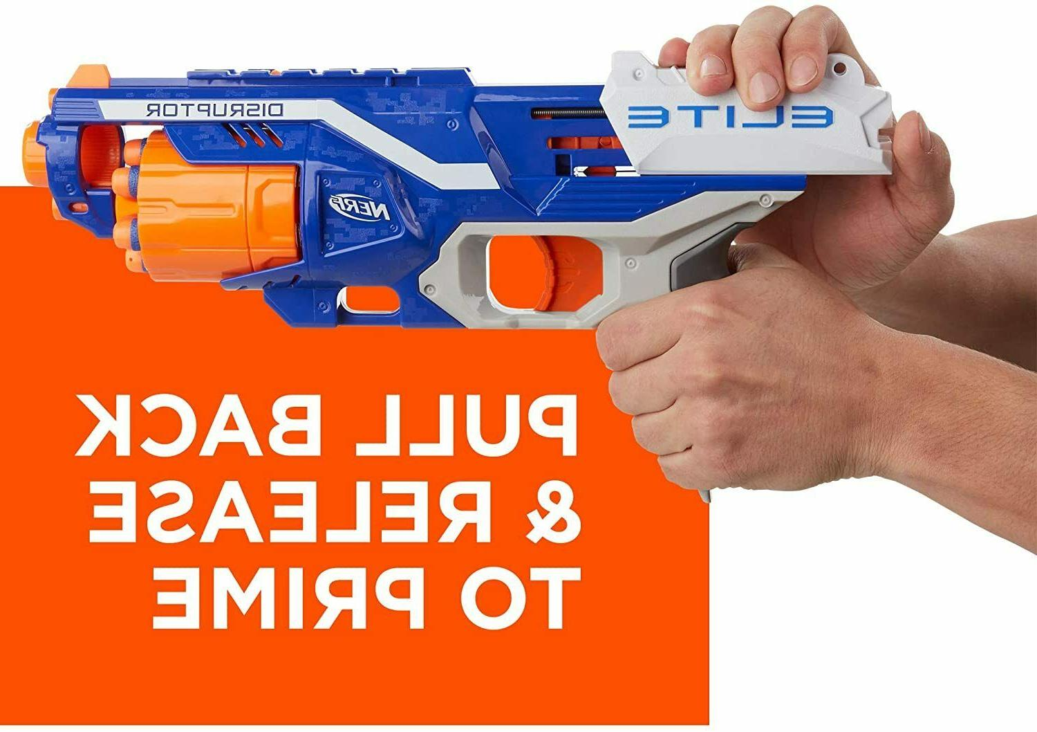 Nerf Gun Long Kids