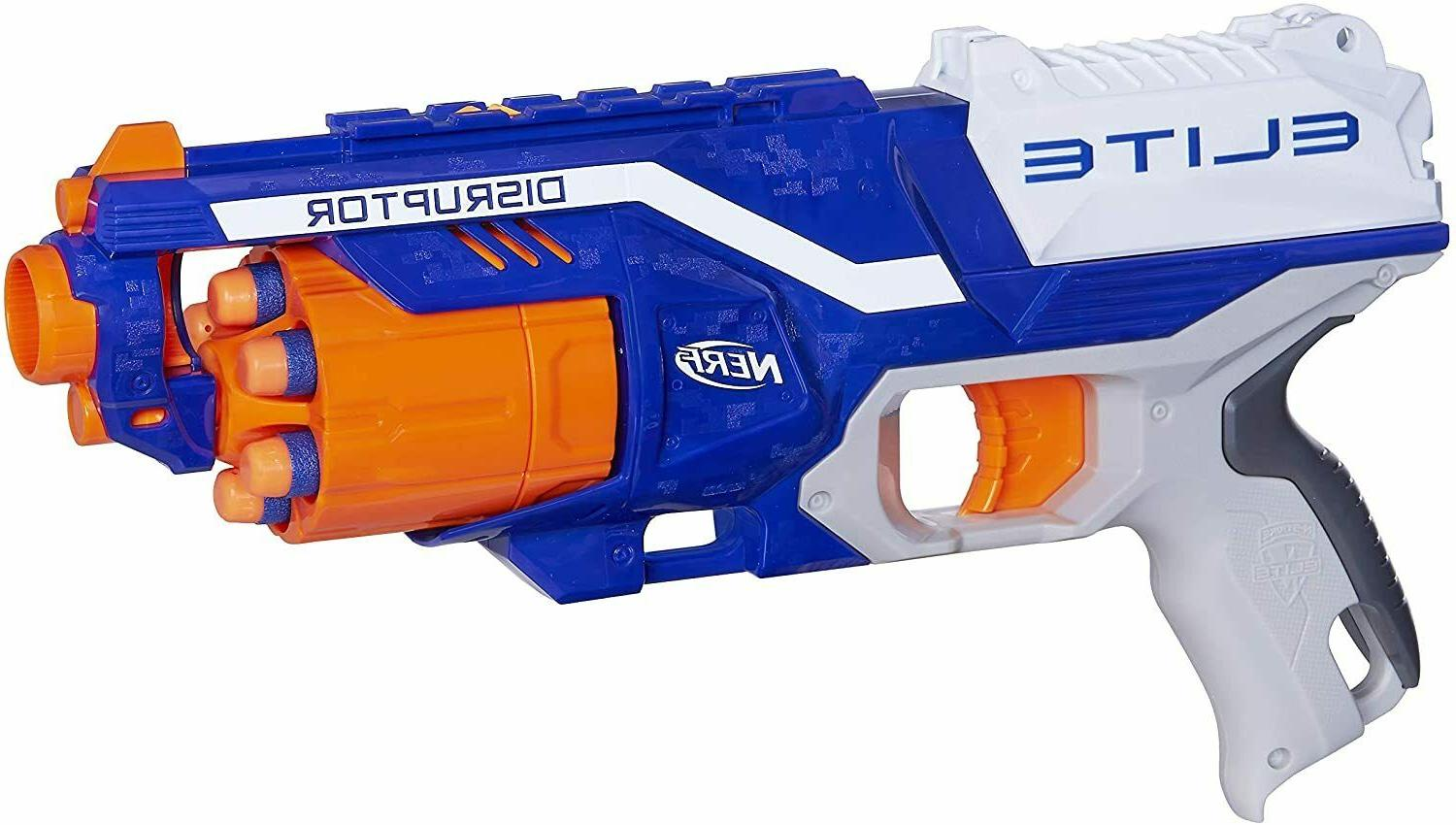 Nerf N-Strike Elite Disruptor Gun Elite Long Range Toy Kids