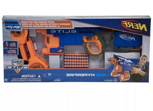 n strike elite hyperfire blaster toy soft