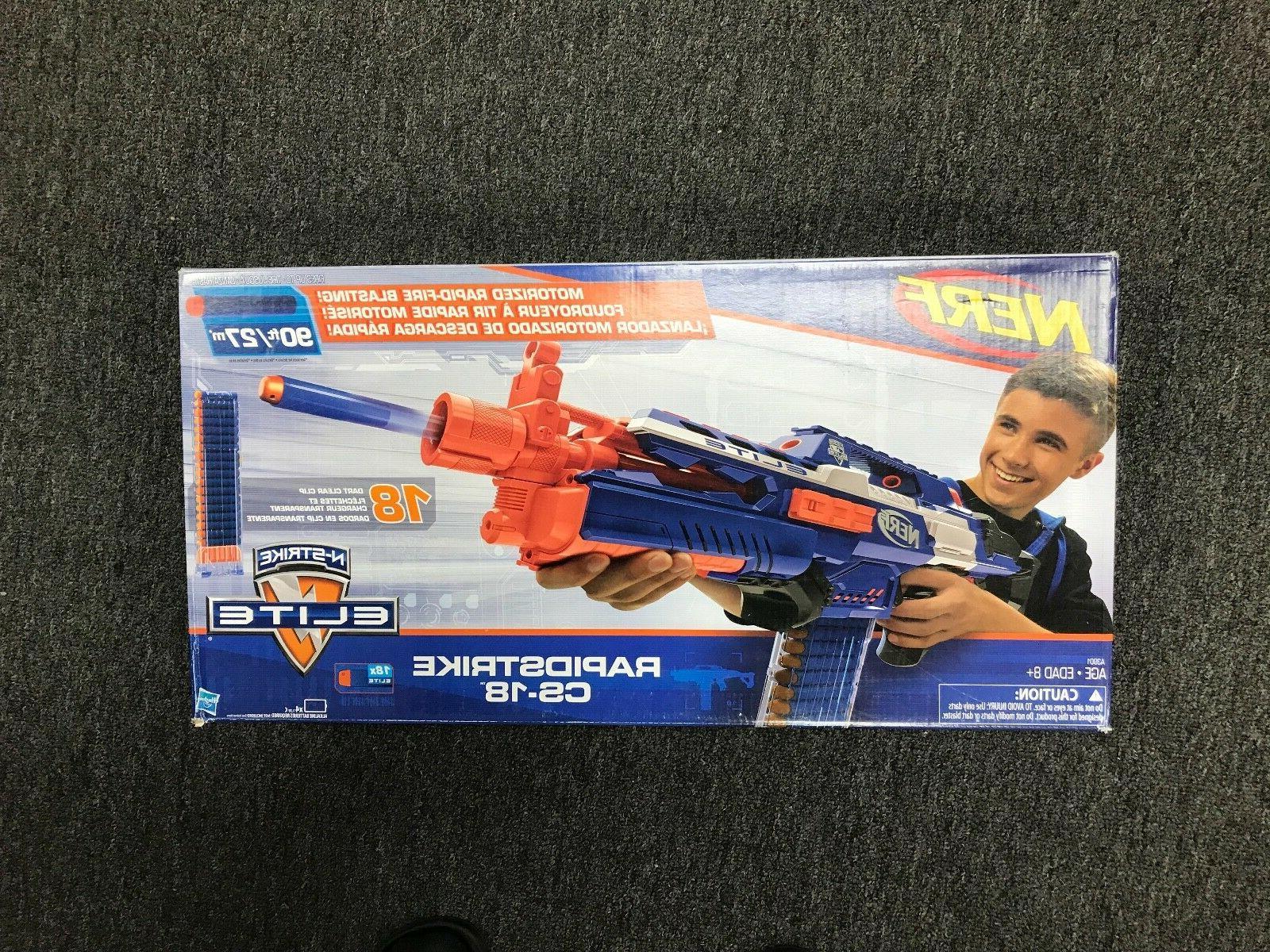 n strike elite rapidstrike cs 18 blaster
