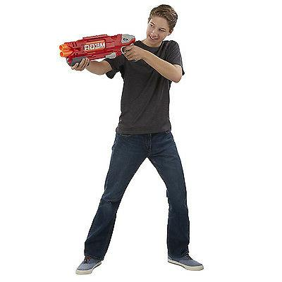 Nerf N-Strike Elite Pump Double Gun Dart 6