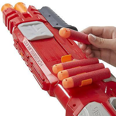 Nerf Elite Shotgun Pump Gun Dart