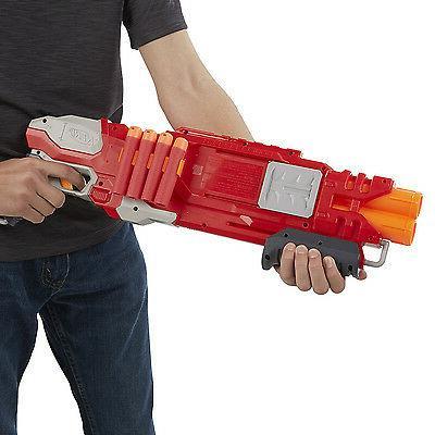 Nerf Elite Pump Gun Blaster Foam Mega Dart