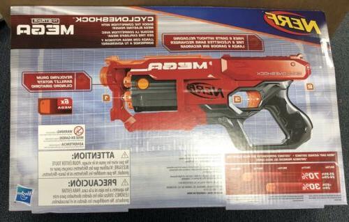 Nerf CycloneShock Blaster