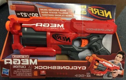 n strike mega cycloneshock blaster new free