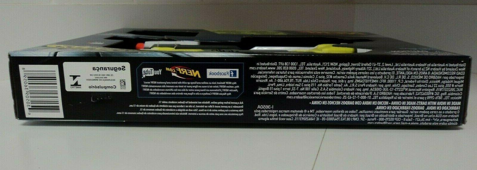 NERF N-Strike Modulus Soft Foam Gun Blaster NEW