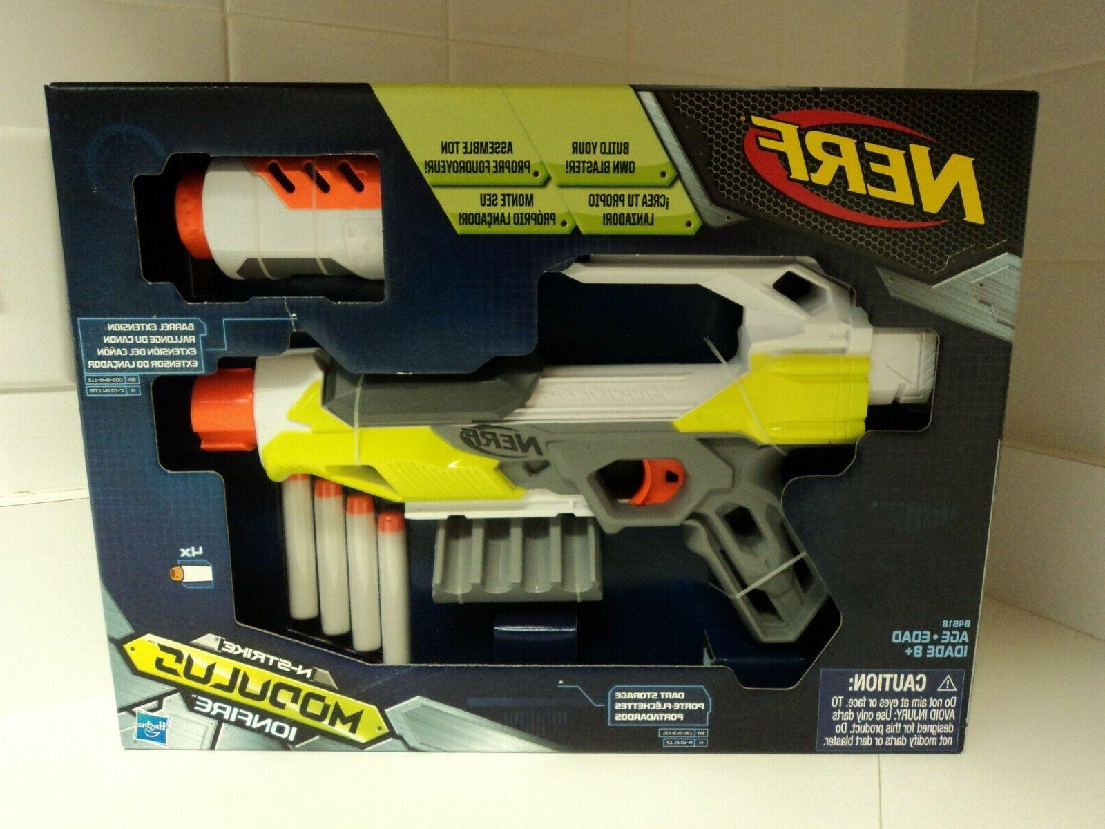 n strike modulus ionfire soft foam dart