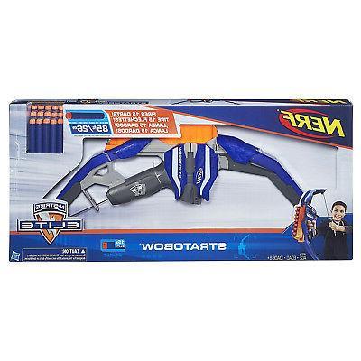 Nerf N-Strike Fast Action Toy Gun Foam 15
