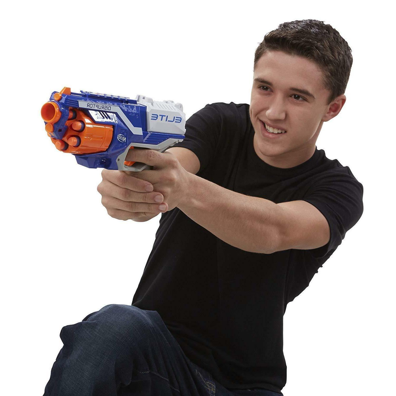 Nerf Strike Elite Disruptor Gun Darts