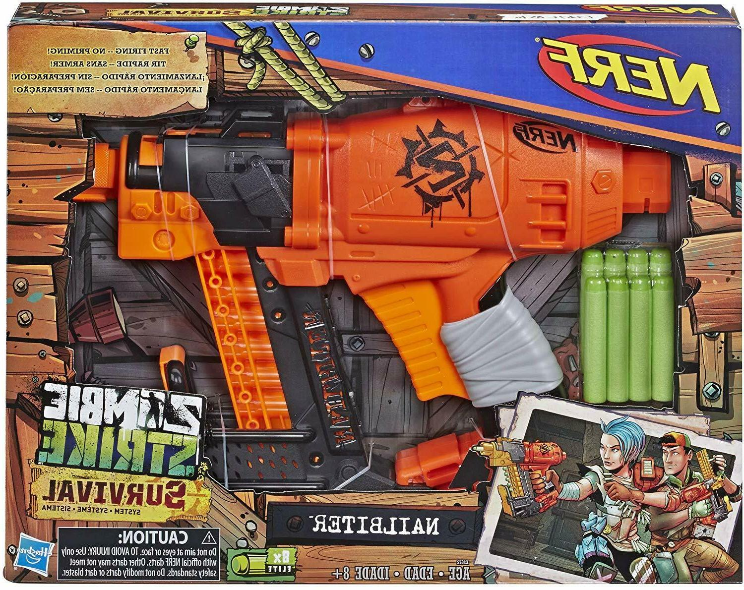 Nerf For Boys Nailbiter Nerf Gun Nerf Guns For Girls