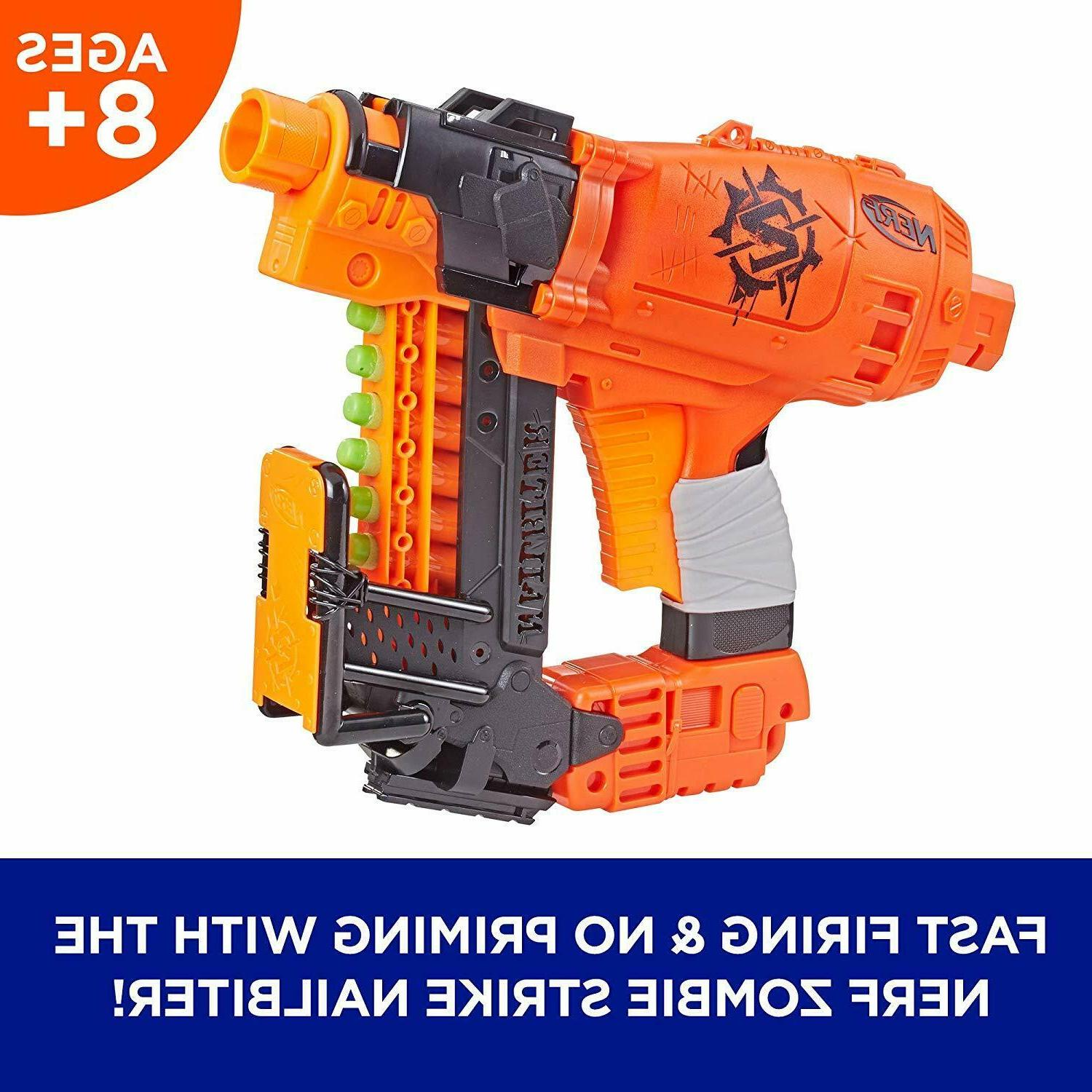 NERF Strike Toy Survival