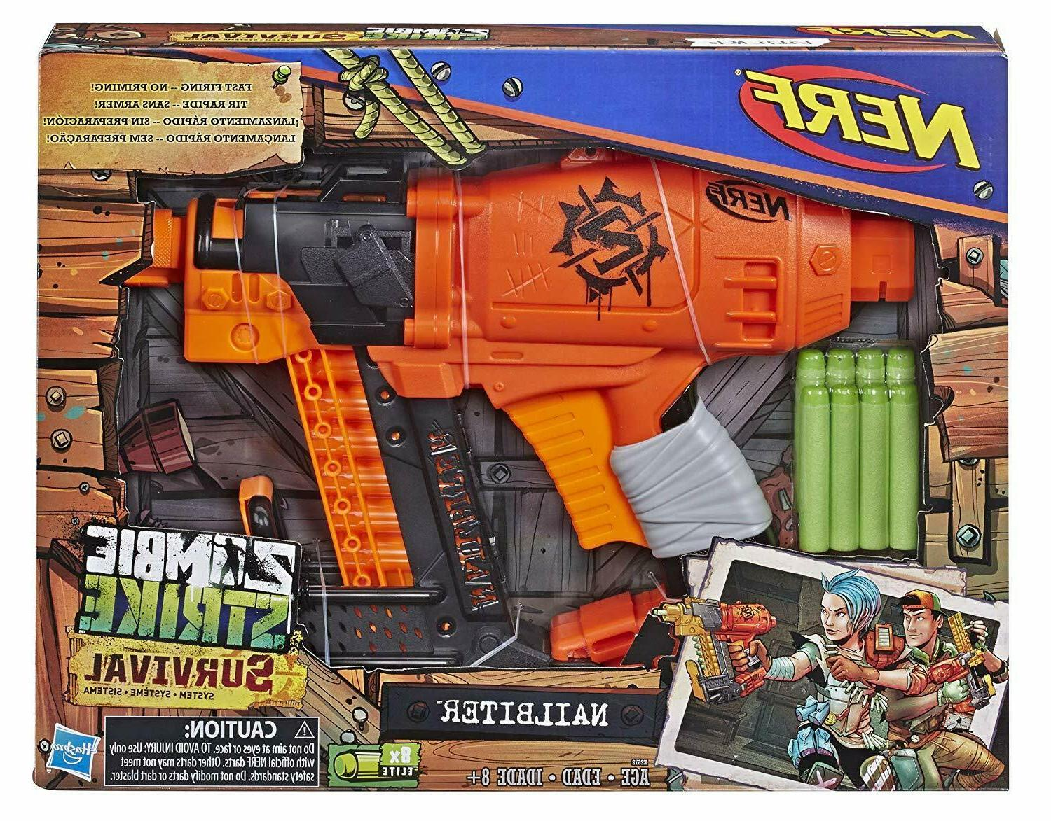 NERF Toy Weapon Survival