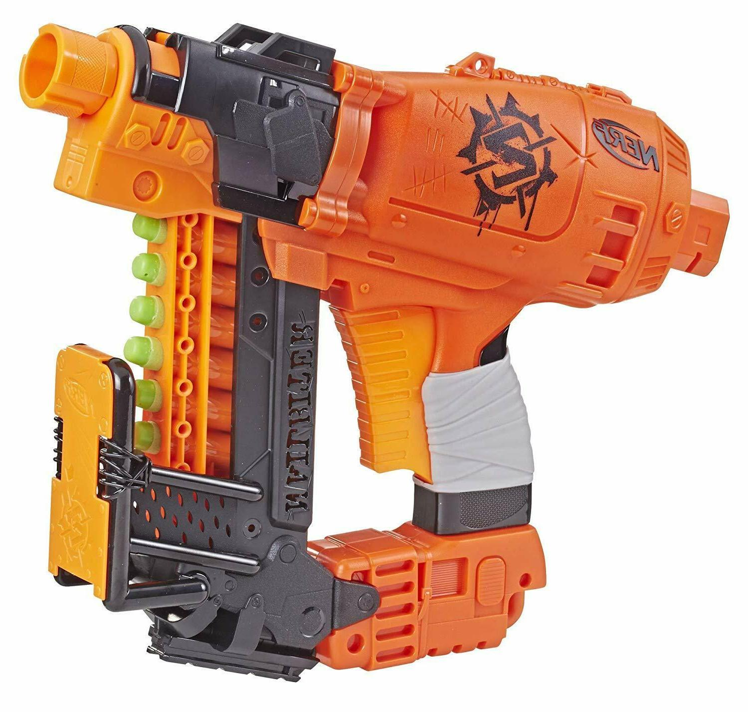 nailbiter zombie strike toy blaster gun weapon