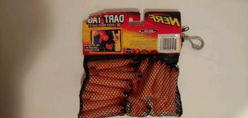 NERF Tagger W/ Mesh Strikefire Refill