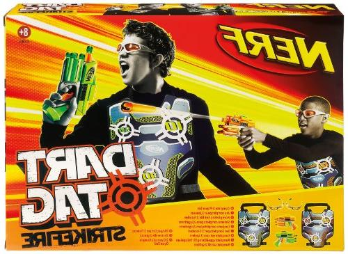 NERF TAG FIRE