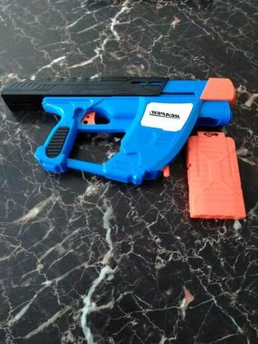 Nerf Air Reaper Blaster for kids fun. safe