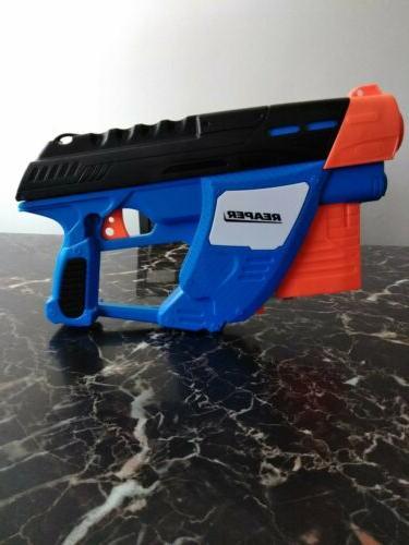 nerf gun for kids reaper dart blaster