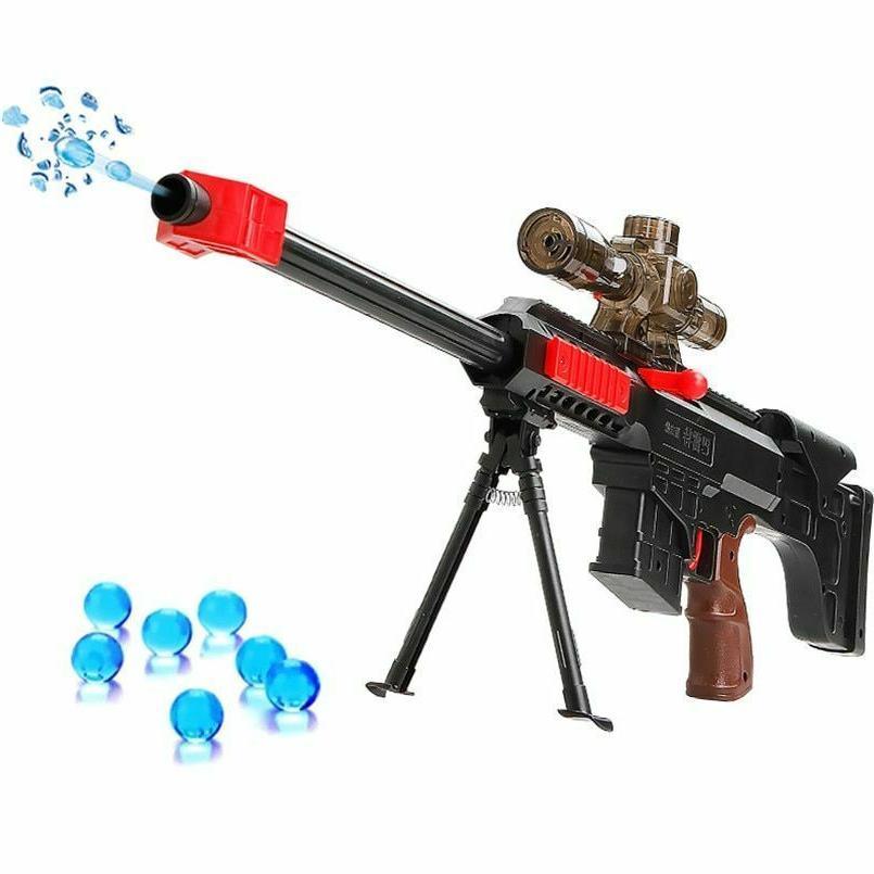 Nerf Gun Gun Water Bullets Shooting Rifle Sniper