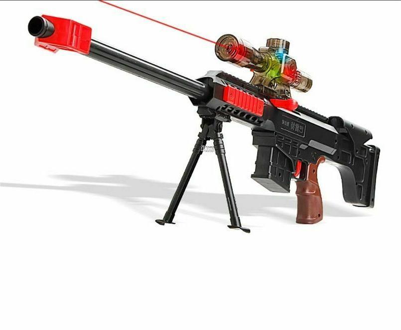 Gun Bullets Shooting Sniper