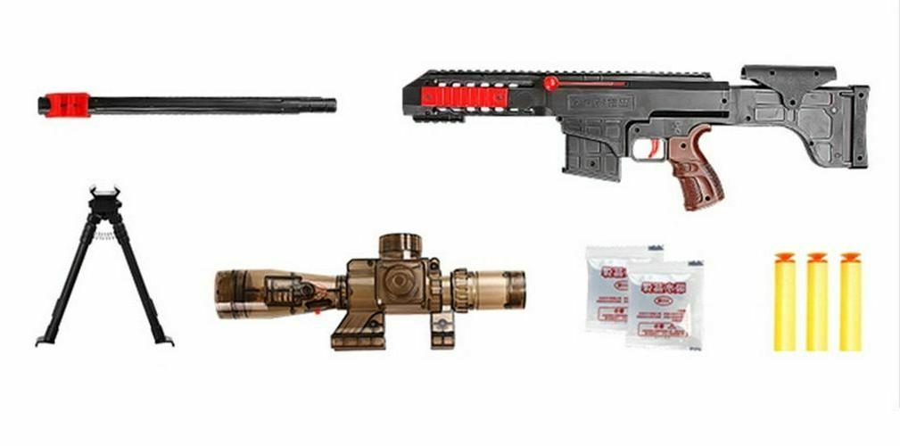 Gun Bullets Sniper
