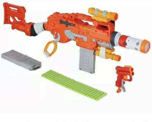 Nerf New Strike Scravenger Survival System Toy