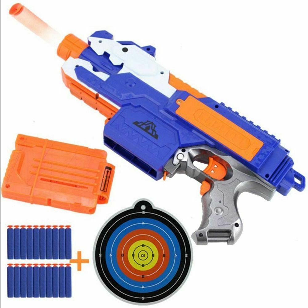 Nerf Gun Plastic N Strike Bullet Sniper Toy