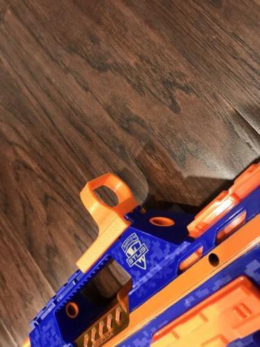 Nerf Gun Dot Sight Printed