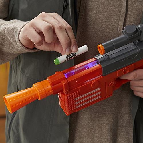 Star Nerf Solo Blaster