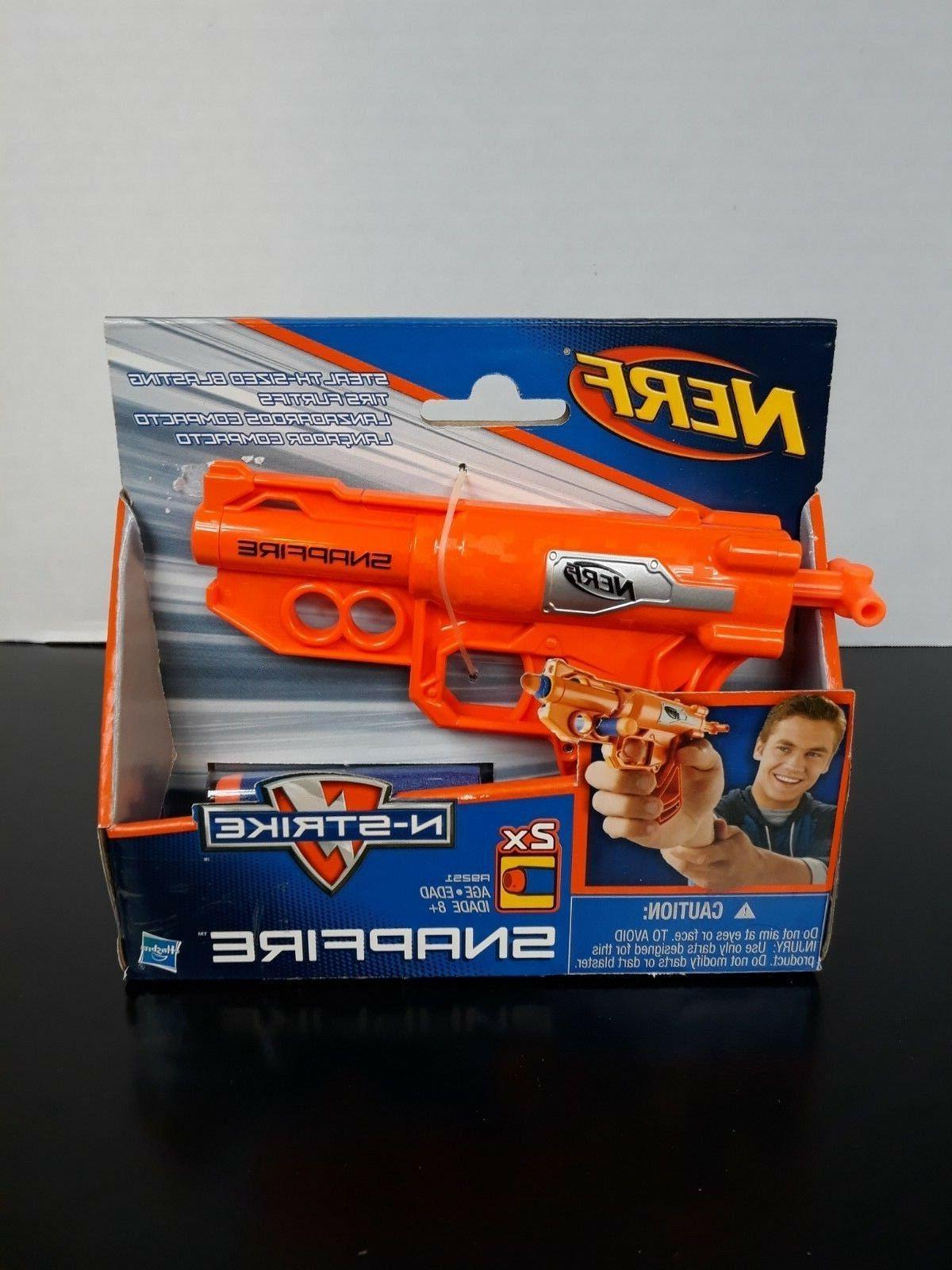 nerf hotshock n strike mega gun new