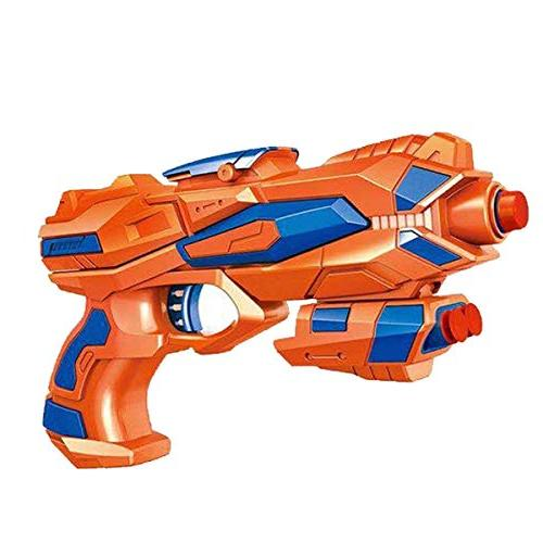 Fstop Labs Blaster Nerf with Foam Wrist Band and Soft EVA