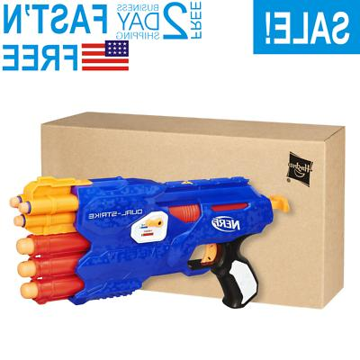 nerf n strike elite dualstrike blaster