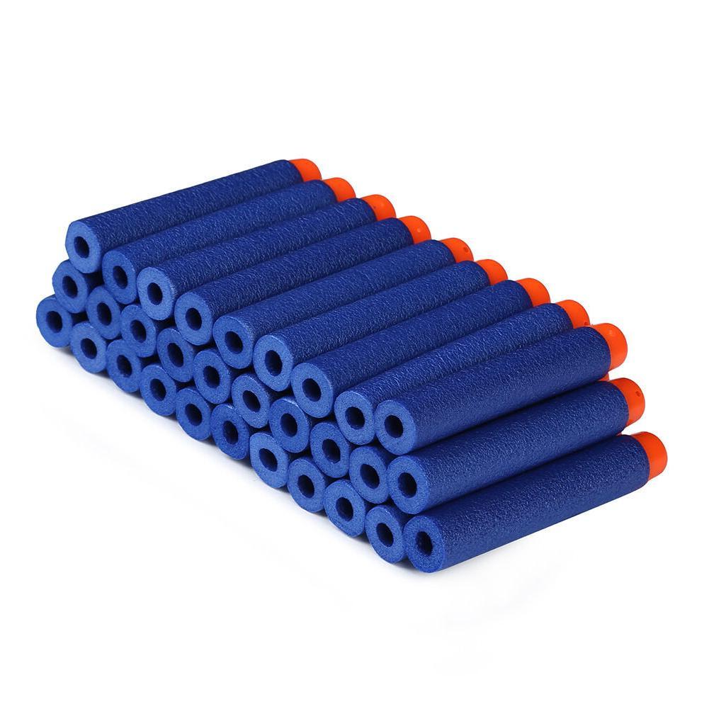 For NERF N-Strike Kids Toy Bullet Darts Round Pack-1000