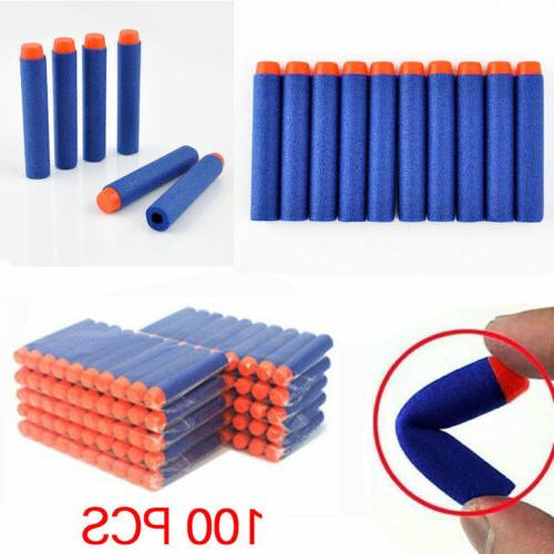 For NERF Kids Toy Darts Round Blasters Pack-1000