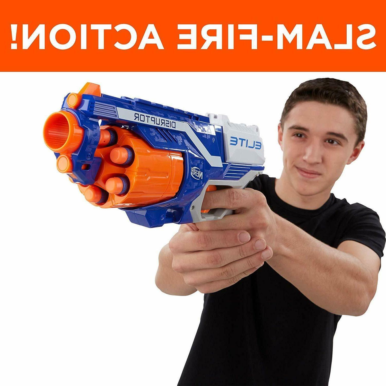 Nerf N Strike Strongarm Elite Gun Blasters Darts