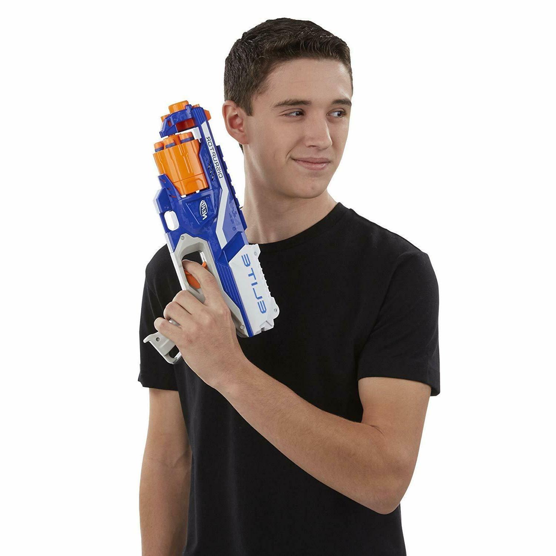 Nerf Strongarm Elite Blaster Gun Darts
