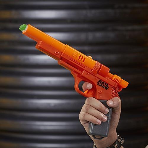 Star Qi'Ra Blaster