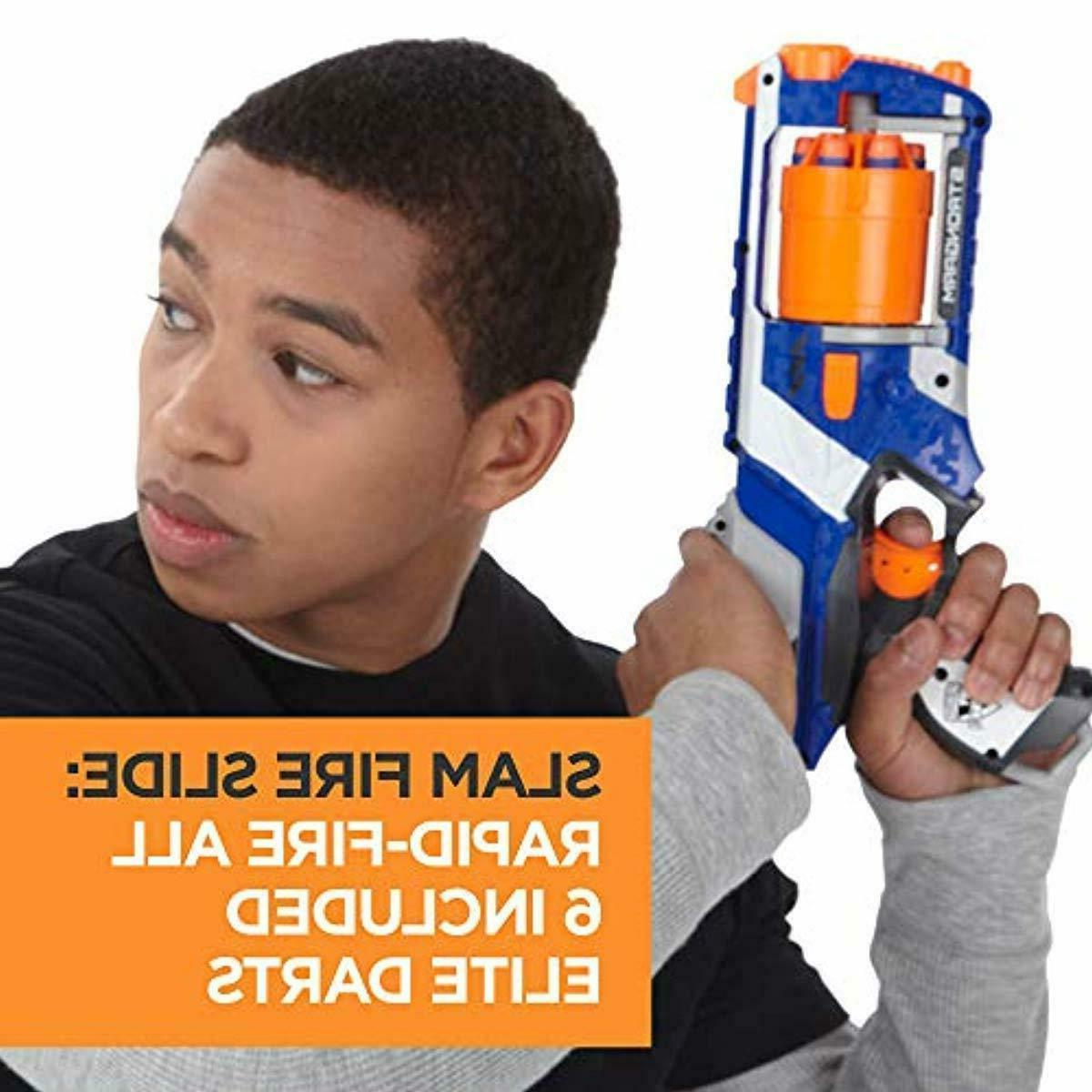 Nerf Rebel Guns for 6 7 8 10 11 12 Year yr 9year Old Age