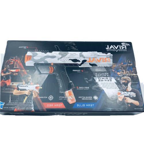 Hasbro Nerf XV-700 Camo Blaster Gun