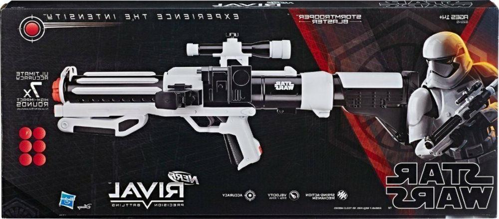 Nerf Rival Star Wars Stormtrooper Blaster Gun NEW Sealed