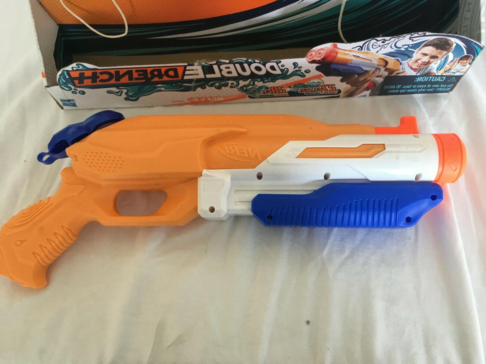 Nerf Soaker Drench Gun New with Package
