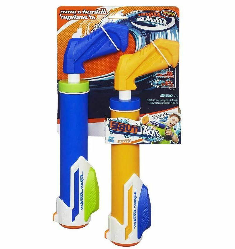 Nerf Water For Boys 2 Soaker Blasters Summer Outdoor Toy